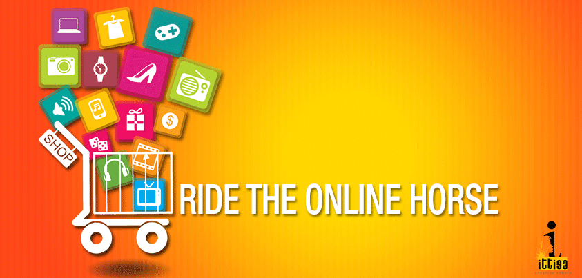 Ride the Online Horse