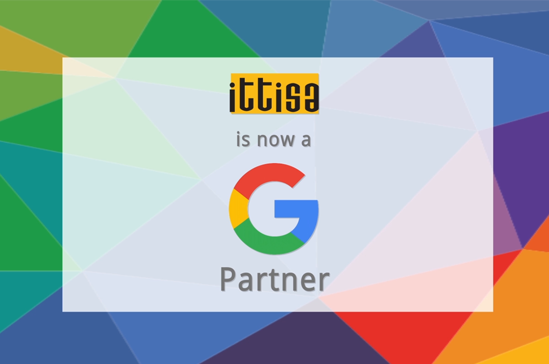 Ittisa is now Google Partner