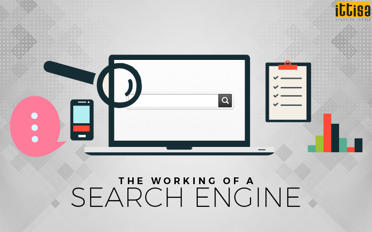 The Working Of a Search Engine